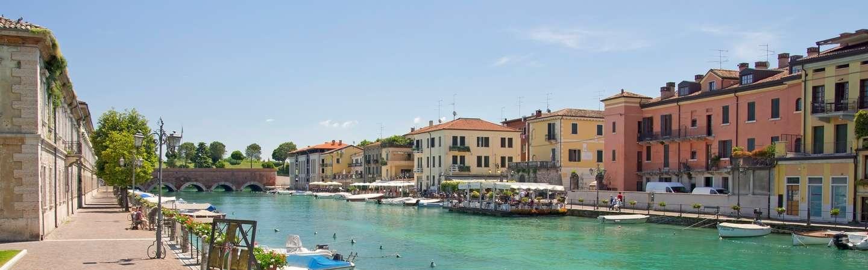 Gardasee Urlaub in Peschiera del Garda